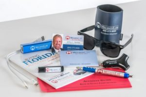 Meldon Law's Accident Preparedness Kit