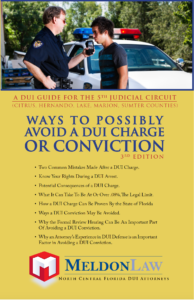 Ways To Possibly Avoid A DUI Conviction