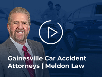 Gainesville Car Accident Attorneys | Meldon Law