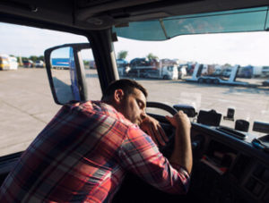do older truck drivers pose a risk while on the road