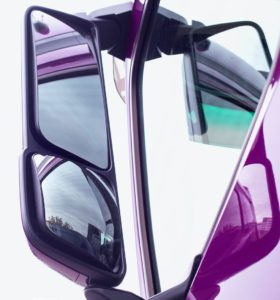 truck accident Blind Spots